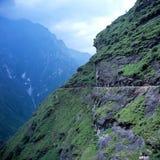 飞跃老虎的峡谷 免版税库存照片