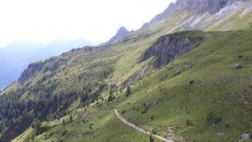 飞过的阿尔卑斯 影视素材