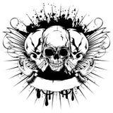 飞过skull_var 13 库存图片