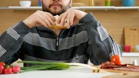 食人三明治 影视素材