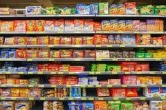 食品店 免版税图库摄影