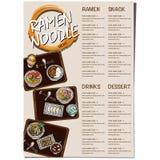 食物传染媒介日本面条拉面烹调汤对象 库存图片