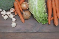食物健康素食主义者 免版税库存图片