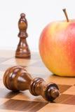 食物健康赢利地区 免版税库存图片