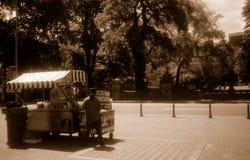 食物公园供营商 库存照片