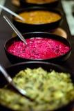 食物印地安人 图库摄影