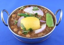 食物印地安人 库存图片