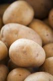 食物土豆未加工的蔬菜 免版税库存照片