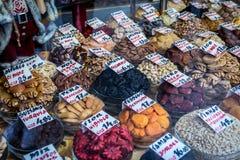 食物在波尔图 免版税库存照片
