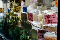 食物在罗马 图库摄影