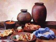食物墨西哥 图库摄影