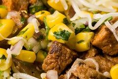 食物墨西哥 库存照片