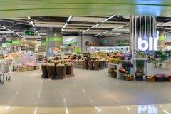 食物市场 库存照片