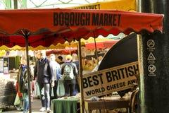 食物市场 免版税库存图片