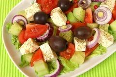食物希腊 免版税库存图片