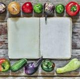 食物框架  秋天季节性产品 库存图片