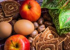 食物概念 免版税图库摄影