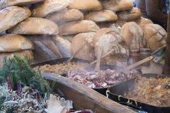 食物波兰传统 免版税图库摄影