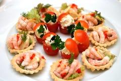 食物海运 图库摄影