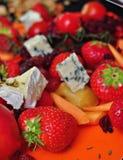 食物混合 免版税库存图片