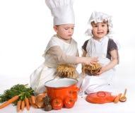 食物混淆 免版税图库摄影