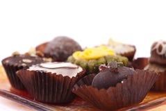 食物甜点 免版税图库摄影
