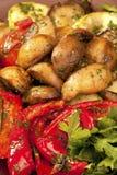 食物素食主义者 免版税库存照片