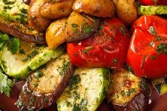 食物素食主义者 图库摄影