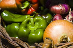 食物自然蕃茄 免版税库存图片