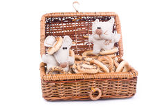 食物获得了鼠标您 免版税库存照片