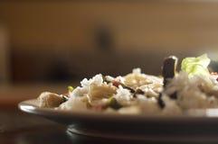 食物蒸泰国 库存图片