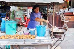 食物街道泰国 库存照片