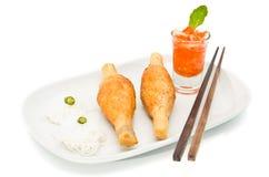 食物越南语 图库摄影