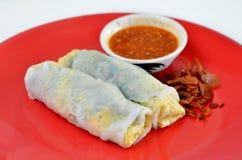 食物越南语 免版税图库摄影