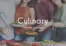 食物辛辣可口烹调开胃概念 库存图片