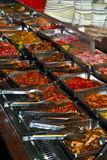 食物选择 免版税库存照片