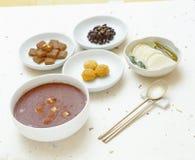 食物韩文 免版税图库摄影