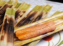 食物马来西亚人otak 库存照片