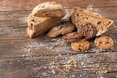 食物,面包店,健康 库存图片