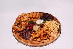 食物, meen, sous,鲜美,美丽, restoran,咖啡馆,牛肉,猪, fust 免版税库存图片