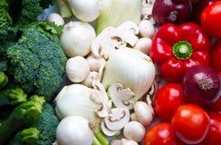 食物:意大利旗子 免版税图库摄影