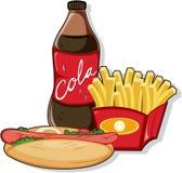 食物 向量例证