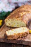 素食面包用玉米 图库摄影