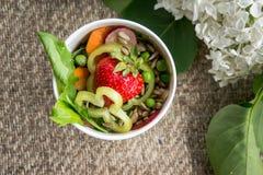 素食食物健康食物 免版税库存照片
