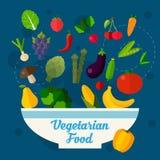 素食食物background.green黄瓜 免版税库存图片