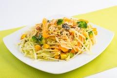 素食主义者健康食物 图库摄影