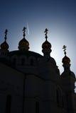 餐厅教会, Kyiv Pechersk拉夫拉 免版税库存照片