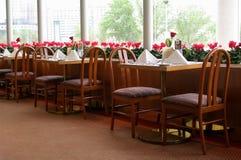 餐厅 免版税库存图片