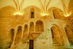 餐厅Alcobaca修道院 图库摄影
