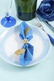 餐巾origami 库存图片